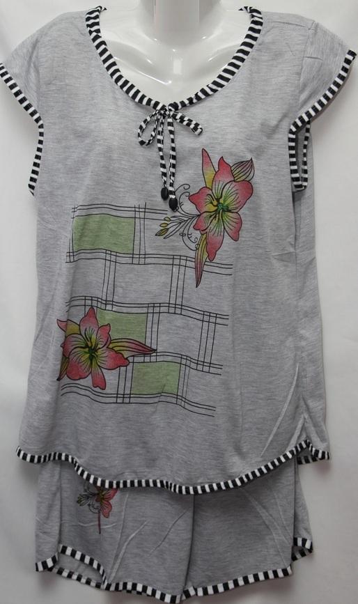 Пижамы  женские оптом 16061005 8284-1