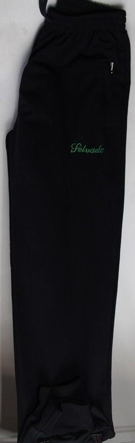 Спортивные штаны ПОЛУБАТАЛ мужские оптом 2503941 01-6