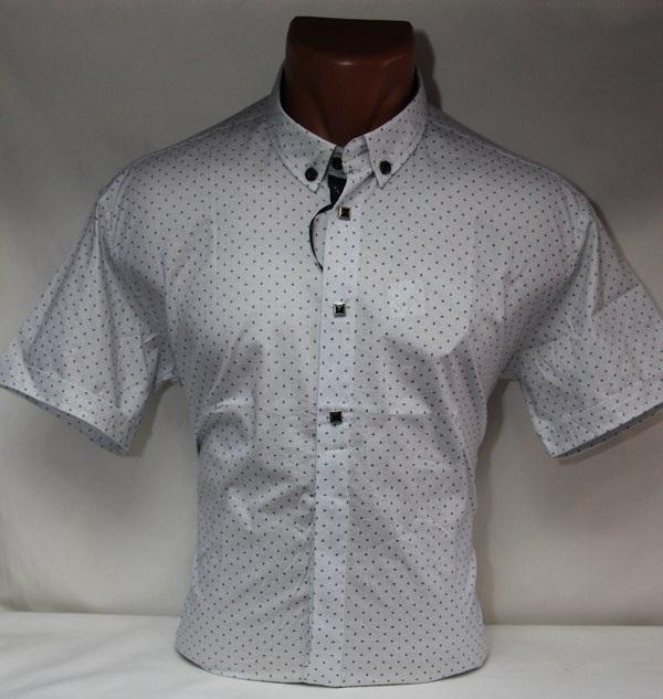 Рубашки мужские оптом 25044471 5057-2