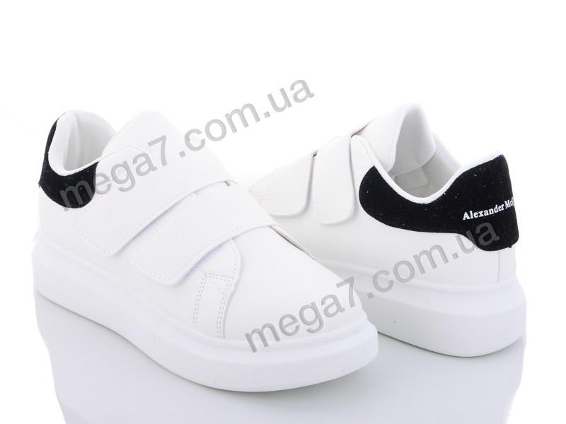 Кроссовки, Ailaifa оптом A18 white-black
