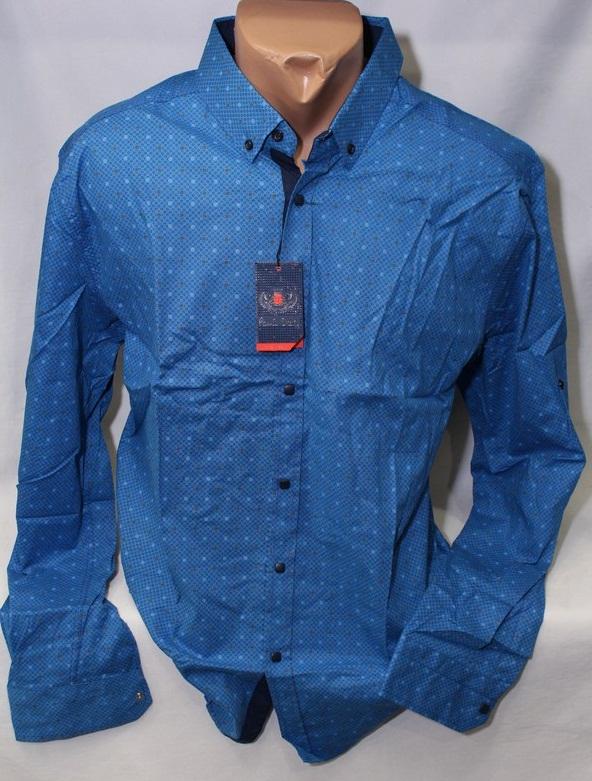Рубашки PAUL STAR мужскиеТурция оптом 96025347