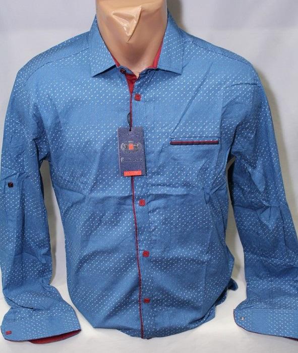 Рубашки PAUL STAR мужскиеТурция оптом 72638951