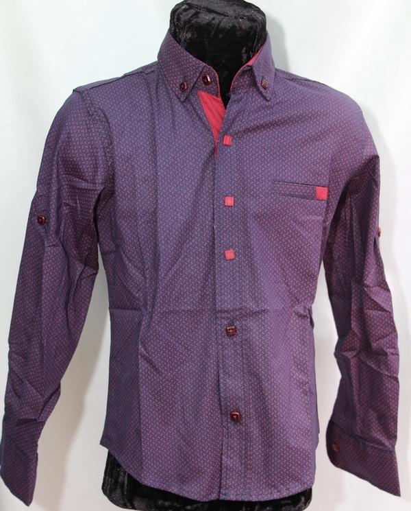 Рубашки подростковые  оптом 49872615 6445-157