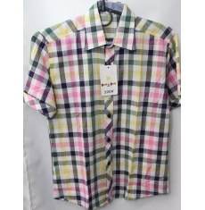 Рубашка для школы оптом (короткий рукав) Китай 28061776 155