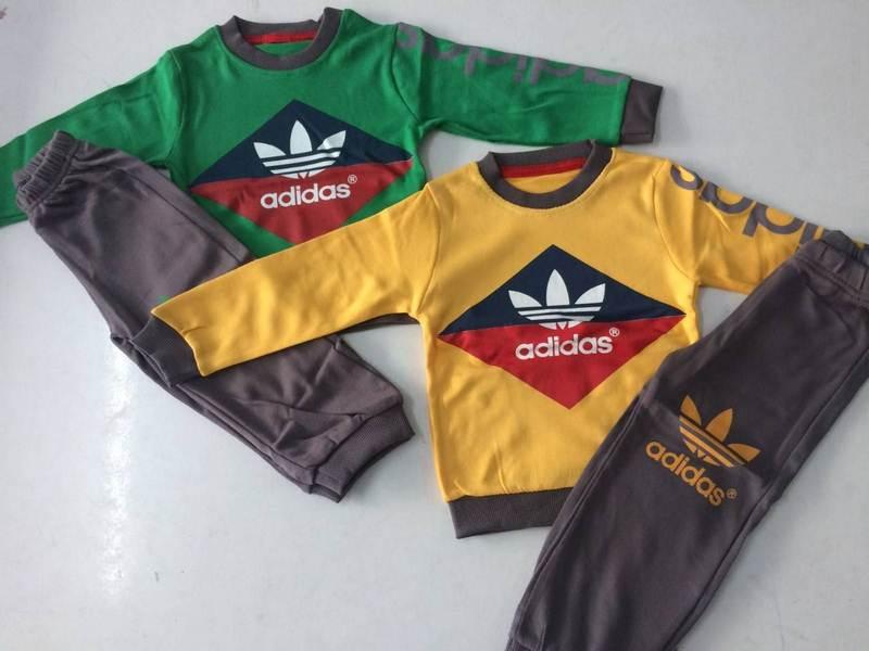 Спортивный костюм детский ADADAS оптом 05346279 4-15