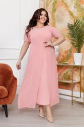 Платья женские БАТАЛ оптом 08693425  144-2