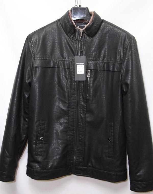 Куртки мужские H&H  BLACK оптом 71259034 А5-1