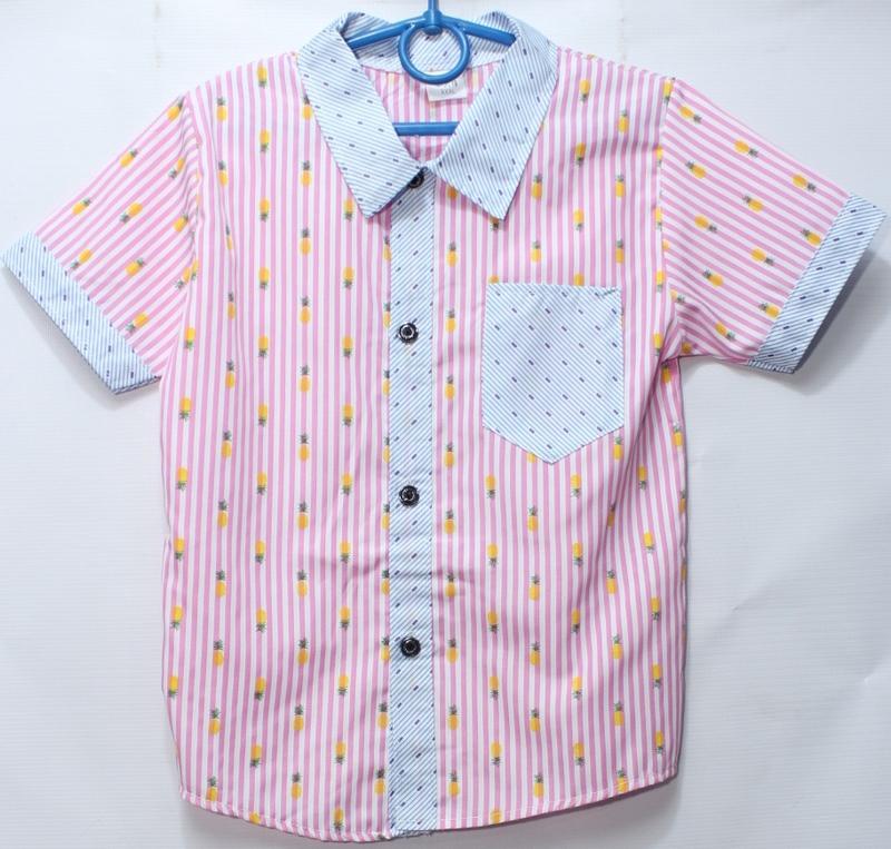 Рубашки детские оптом 80627341 1-17