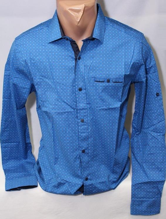 Рубашки PAUL STAR мужскиеТурция оптом 03749216