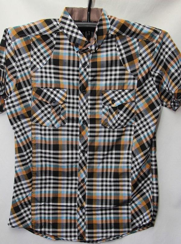 Рубашки мужские Турция оптом 2004523 3636-39