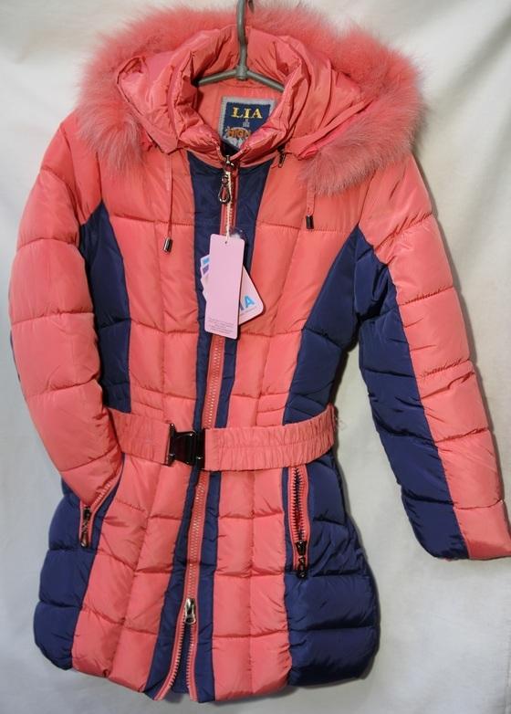 Куртка LIA детская зимняя оптом 20095534 1622-3