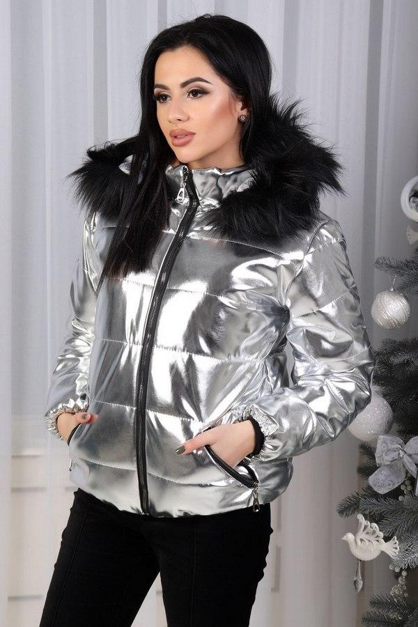 Куртки зимние женские оптом 13246908 111