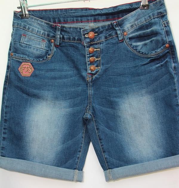 Шорты джинсовые женские NEW JEANS оптом 49167032 1305