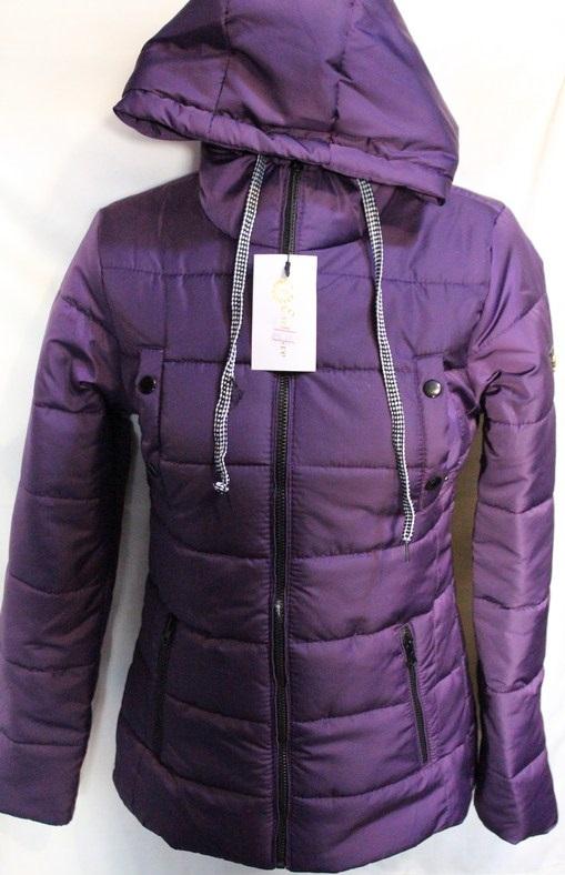 Куртки  женские оптом 49675281 034