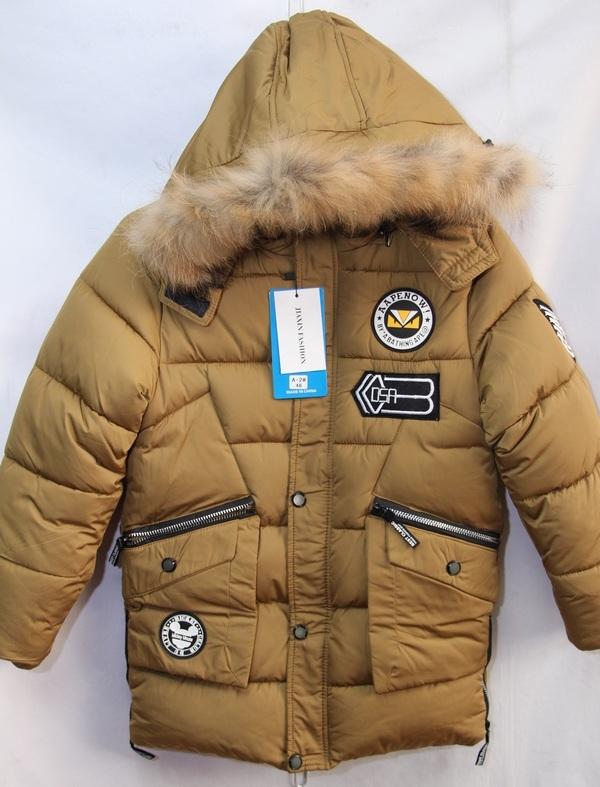 Куртки подростковые зимние оптом 20091076 А-2-2