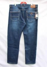 Мужские джинсы зимние батал Fangsida 27539804 U 9001 #