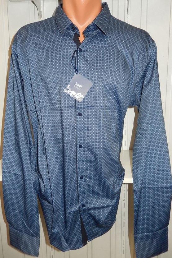 Рубашки мужские оптом 27648091 0719-13