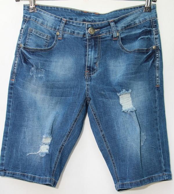 Шорты джинсовые мужские NEW JEANS оптом 06061427 8086