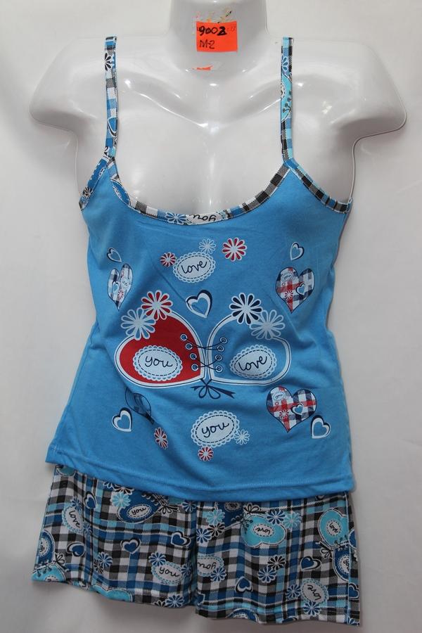 Пижамы  женские оптом 16061005 8286-62