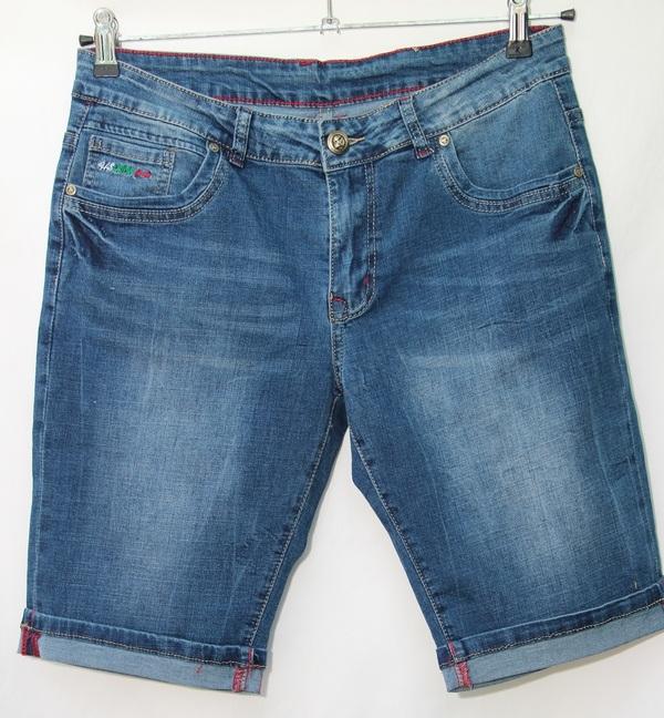 Шорты джинсовые мужские NEW JEANS оптом 40192678 8078