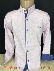 Рубашки подростковые PAUL SEMIH оптом 52794138 02-8