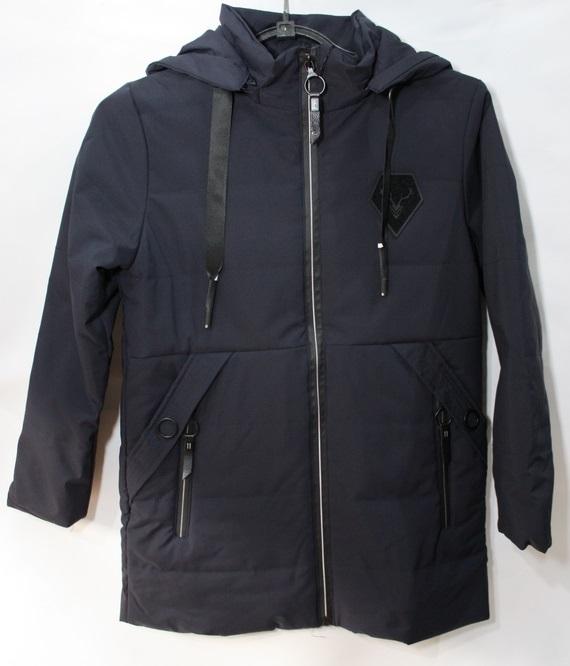 Куртки подростковые оптом 19876204 7716-3