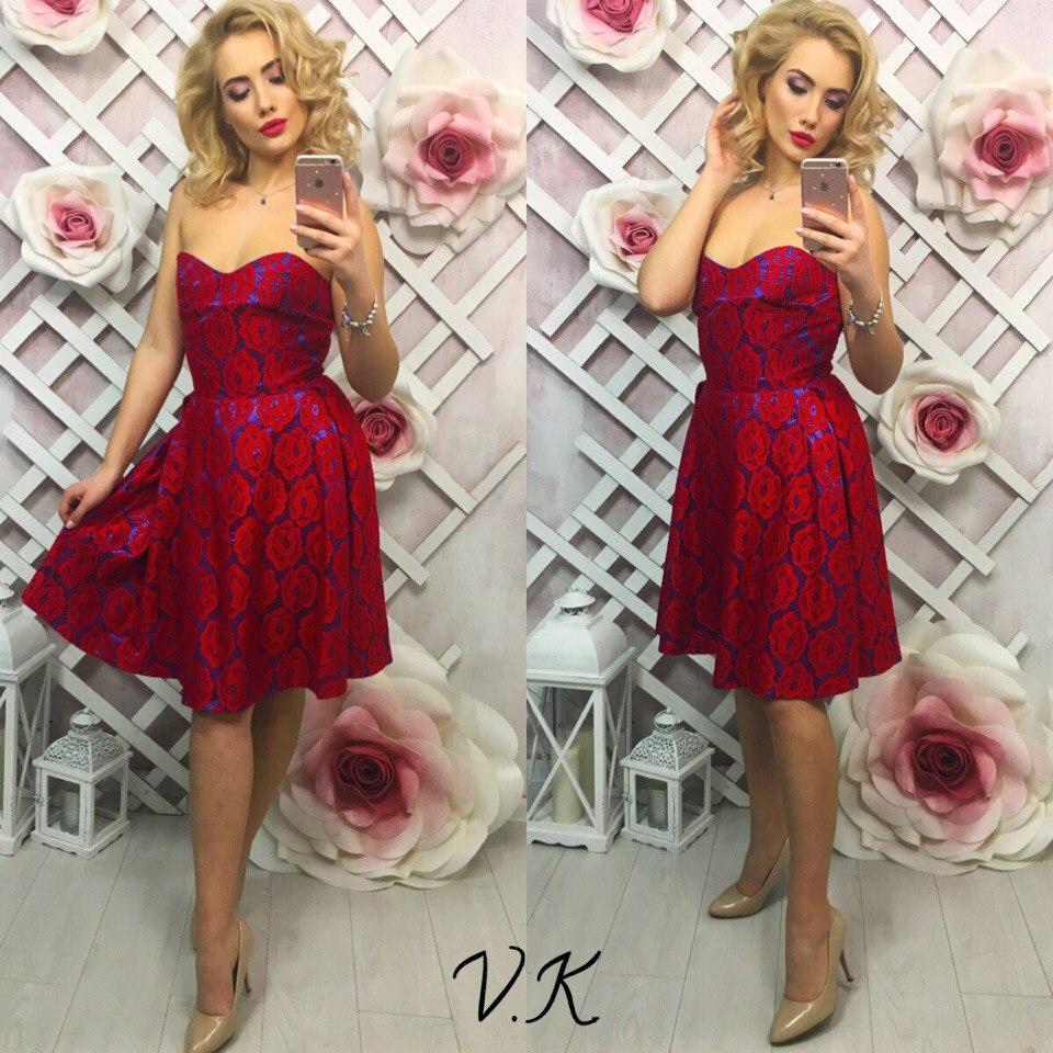 Платья женские оптом  28024731 208-1