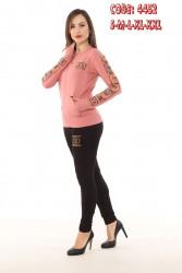 Спортивные костюмы женские оптом 90286475 4452-18