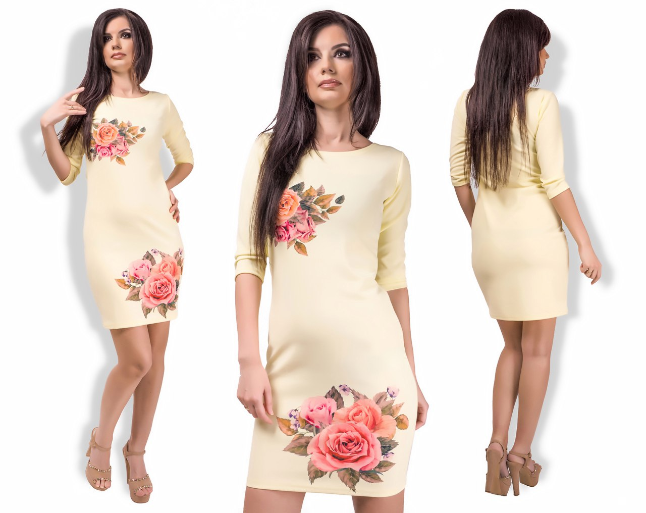 Платье женское оптом 23022335 875