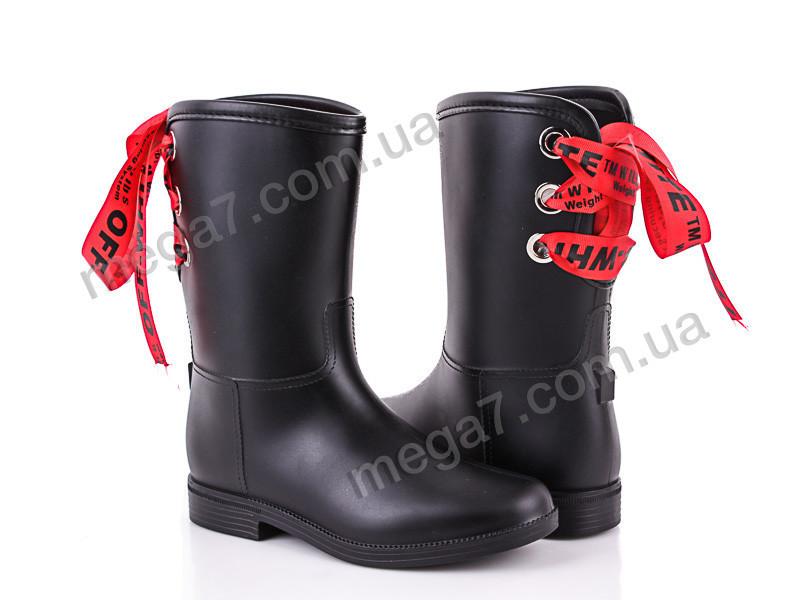 Резиновая обувь, Class Shoes оптом 608-1R черный