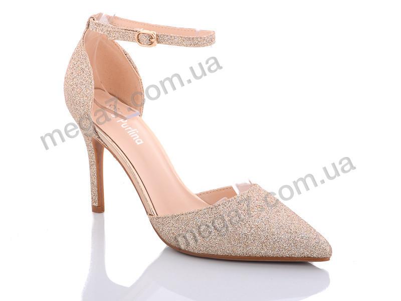 Туфли, Purlina оптом KJ9581-5