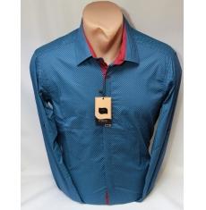 Рубашка мужская оптом 90486351 032