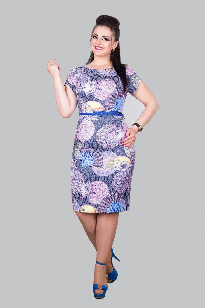 Платья женские оптом 53871692 54-35