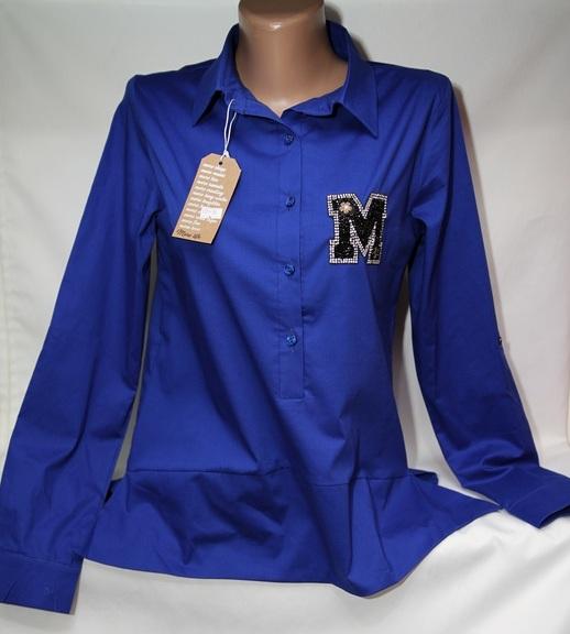 Рубашки женские оптом 16093030 105-1