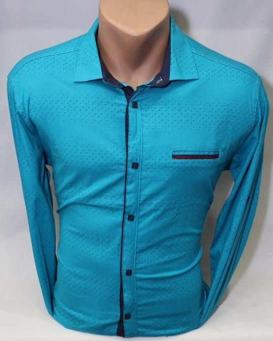 Рубашки PAUL STAR мужскиеТурция оптом 36901527