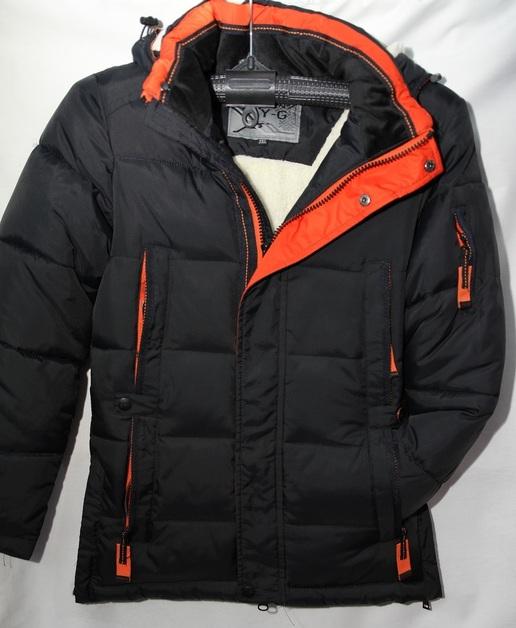 Куртки подростковые зимние оптом 85401263 5609