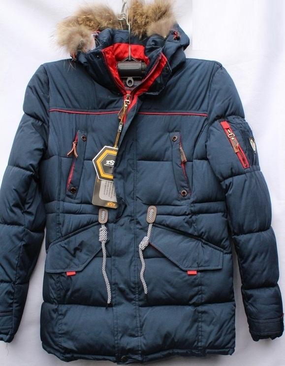 Куртки мужские зимние ZST оптом 73456809 A08-257