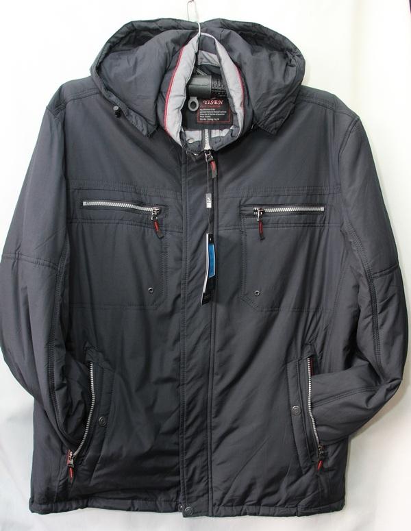 Куртки осенние мужские БАТАЛ оптом  24081080 ВМ-ВО22-2
