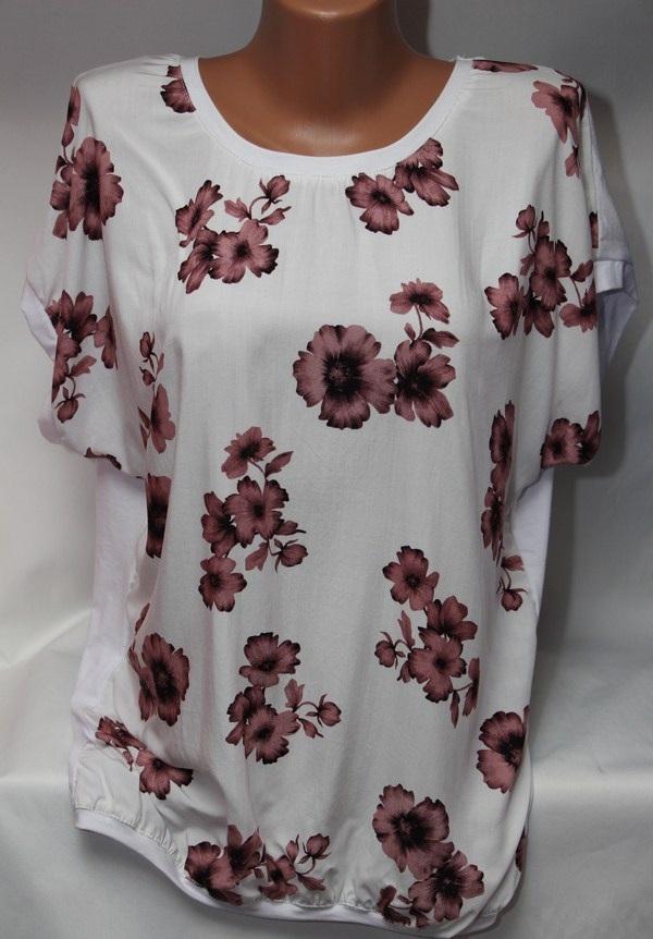Блуза женская оптом  23044010 4816-5