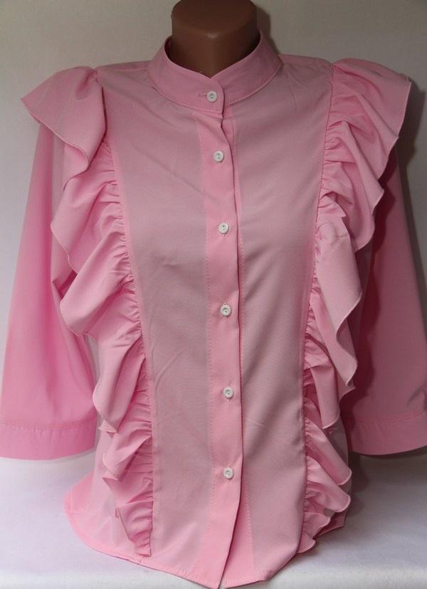 Блуза женская  оптом 59362817 565-1
