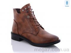 Ботинки, Purlina оптом XL70 brown