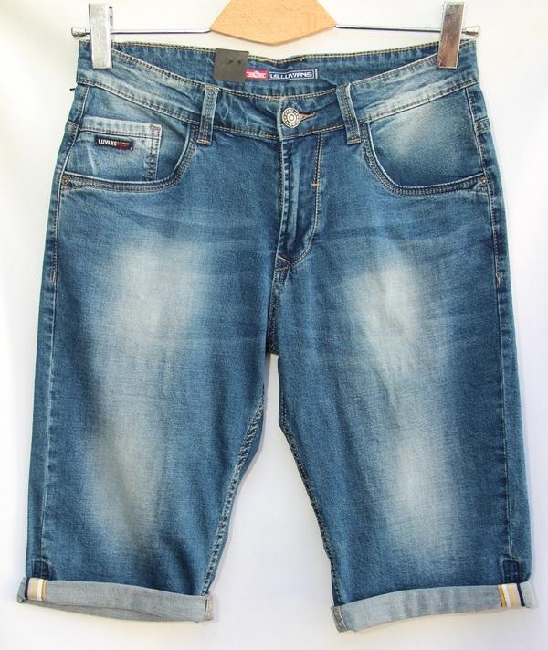 Шорты джинсовые мужские оптом 10061683 2828