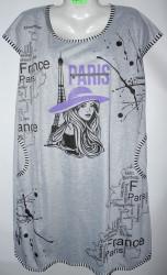 Ночные рубашки женские БАТАЛ оптом 49835127 V206-12