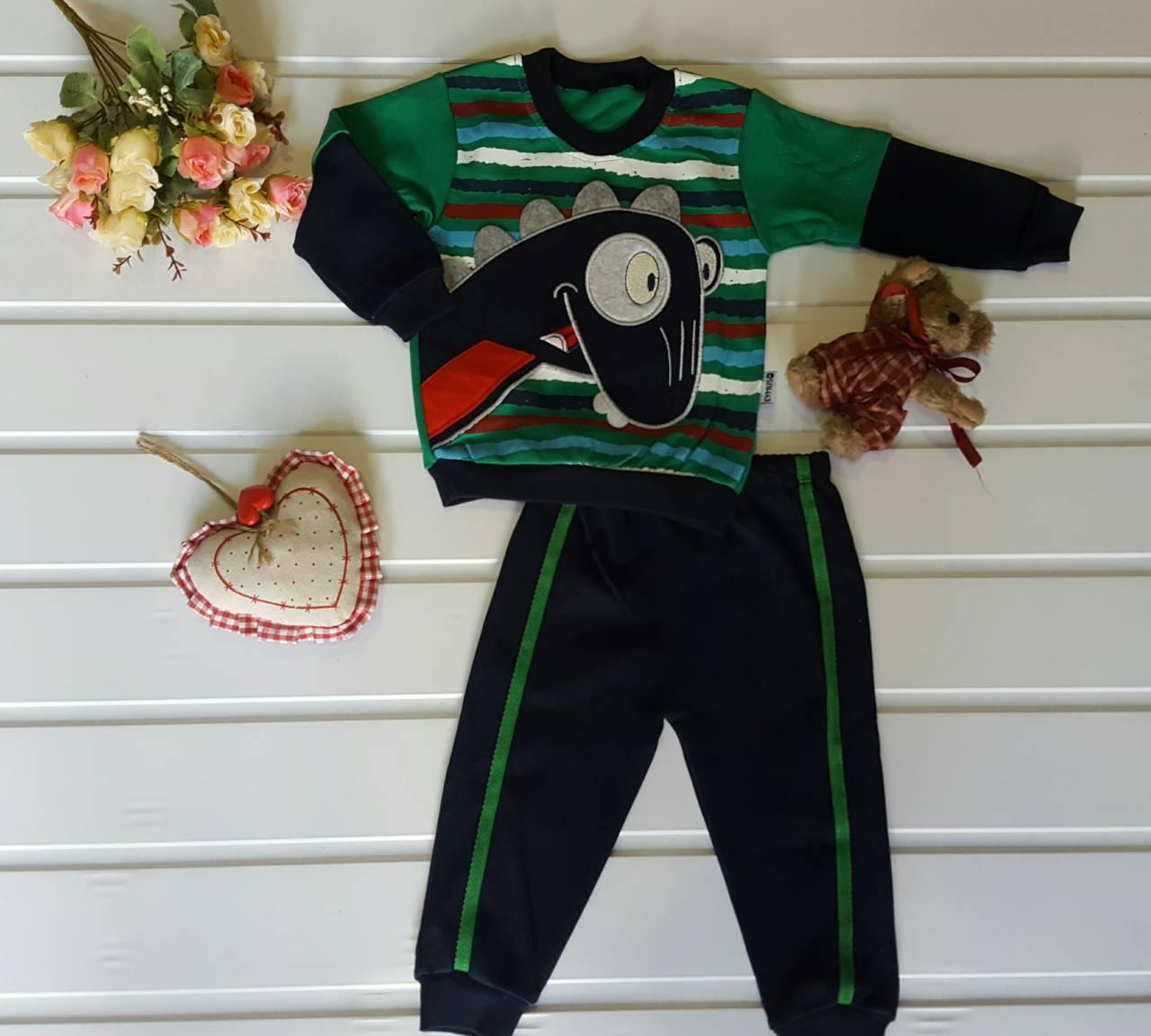 Ночные пижамы детские оптом 12063478 2-31