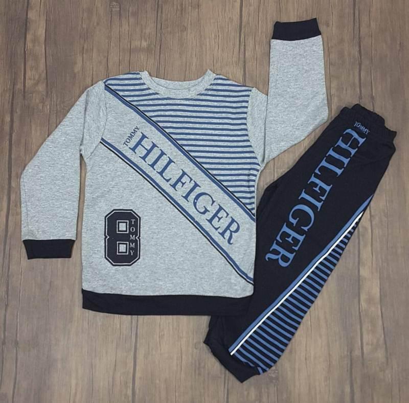 Спортивный костюм детский Hilfiger оптом 81960537 2-8