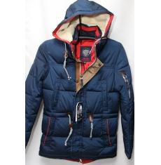 Куртка подростковая зимняя оптом 0412975 663-1