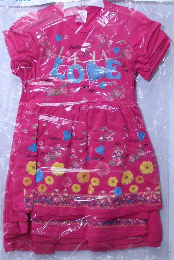 Платья детские оптом 43908176 4421-80