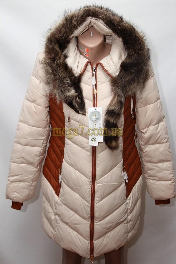 Куртка-пальто зимнее женское (Фабрика Китай) 09070002
