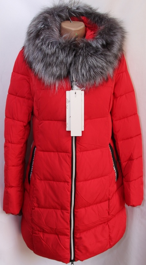 Куртки женские AOWEELIA оптом 19091209 1778