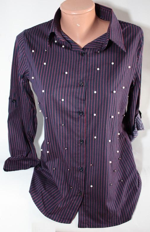 Рубашки женские оптом 05127689 427-2